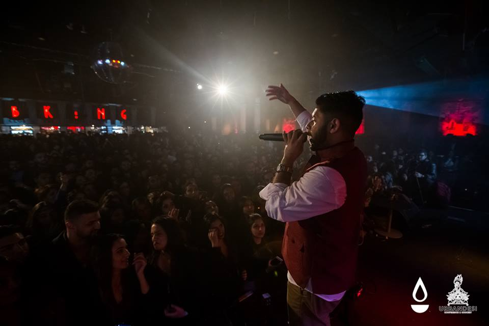hosting the urban desi conference & concert 2016