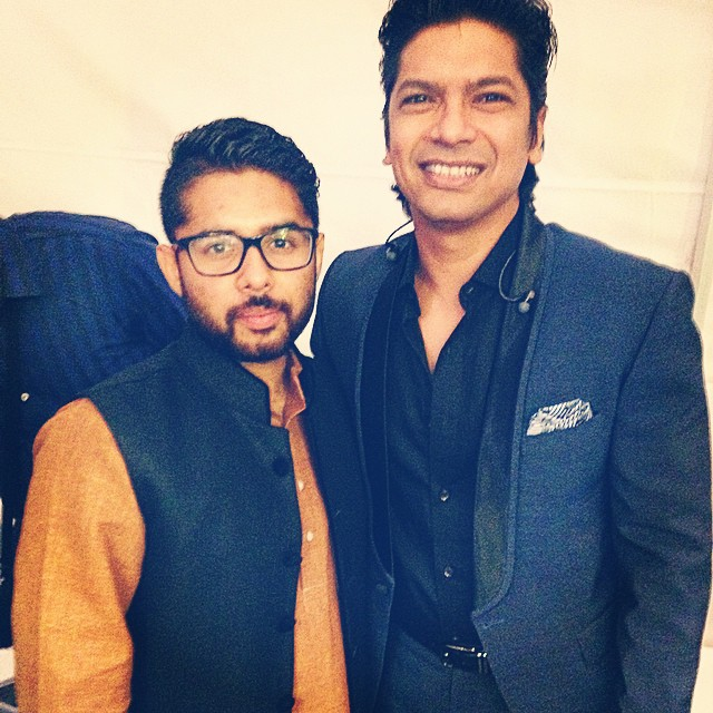 with shaan