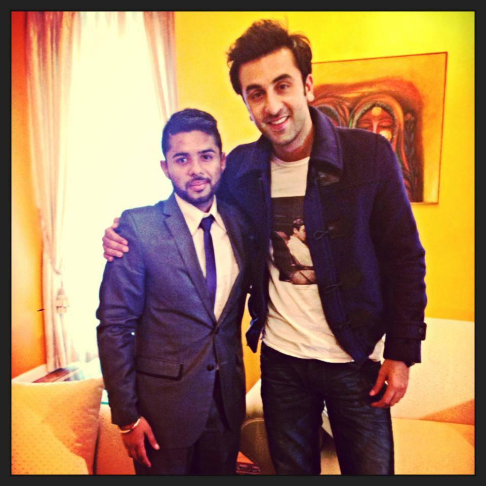 post-interview with ranbir kapoor