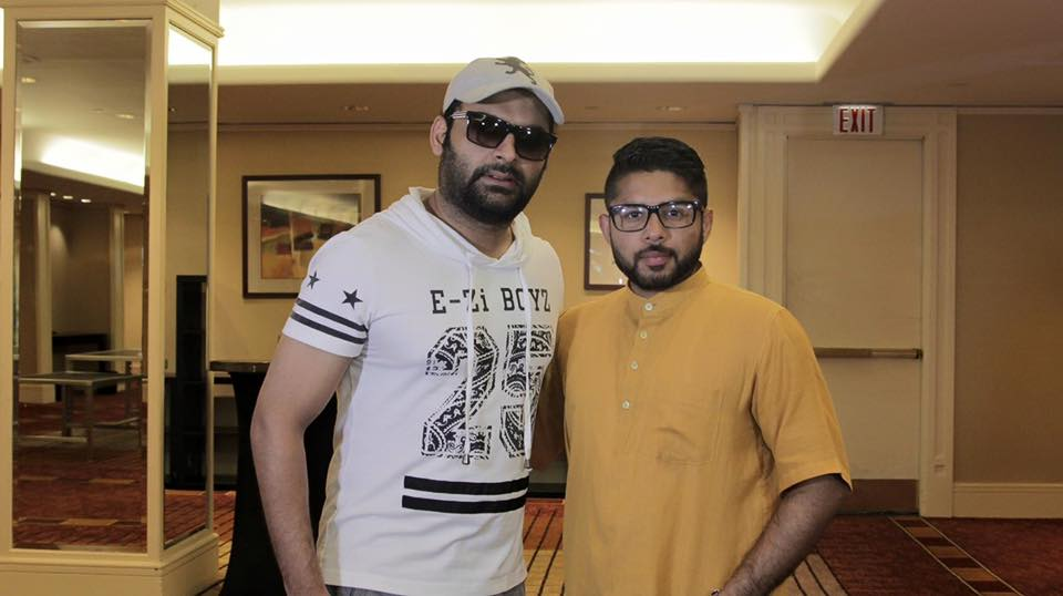 with kapil sharma