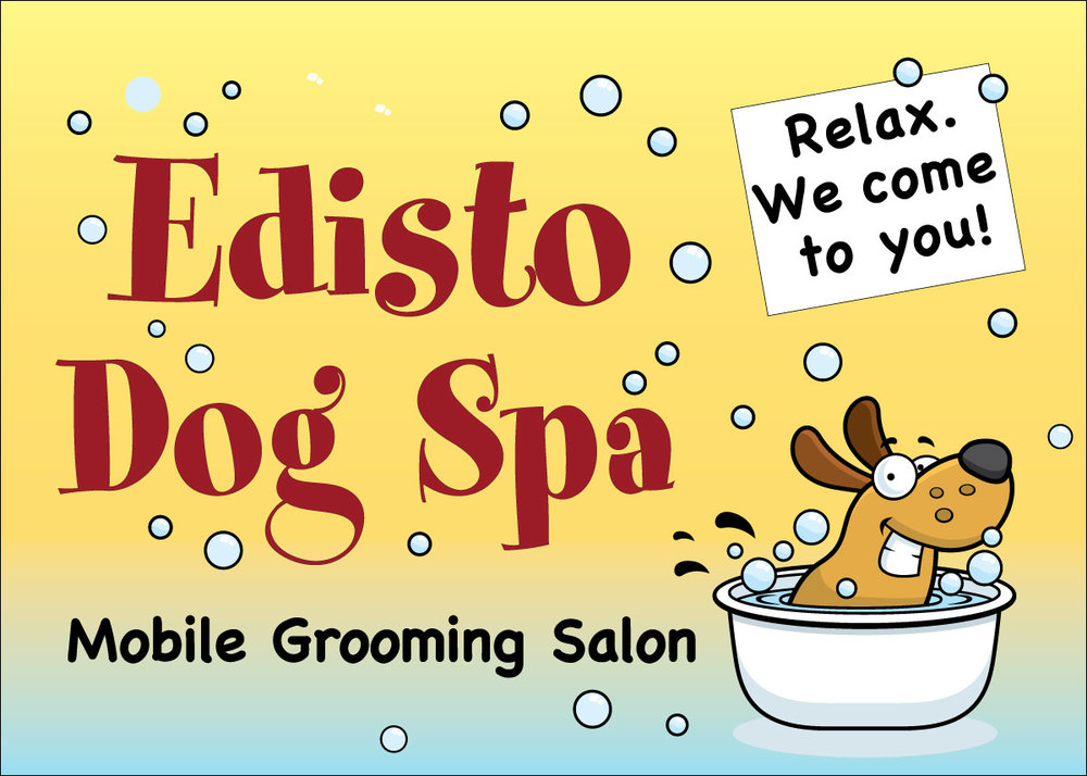 Edisto Dog Spa, Mobile Grooming