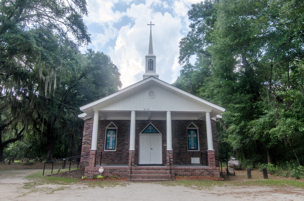 Calvary A.M.E. Church  8318 Pine Landing Rd. Edisto Island, SC 29438 843-869-3672 _________________________  Sunday School—10:00am Worship Service—11:00am  Rev. N. Brown    www.ame7.org