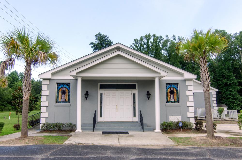 Mount Olive Baptist Church Pine Landing Rd. Edisto Island, SC 29438 843-869-0990 __________________________ Sunday School—10:00am Worship Service—11:00am Rev. Marion Gadsden