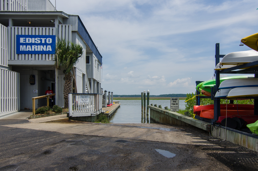 The Marina at Edisto Beach