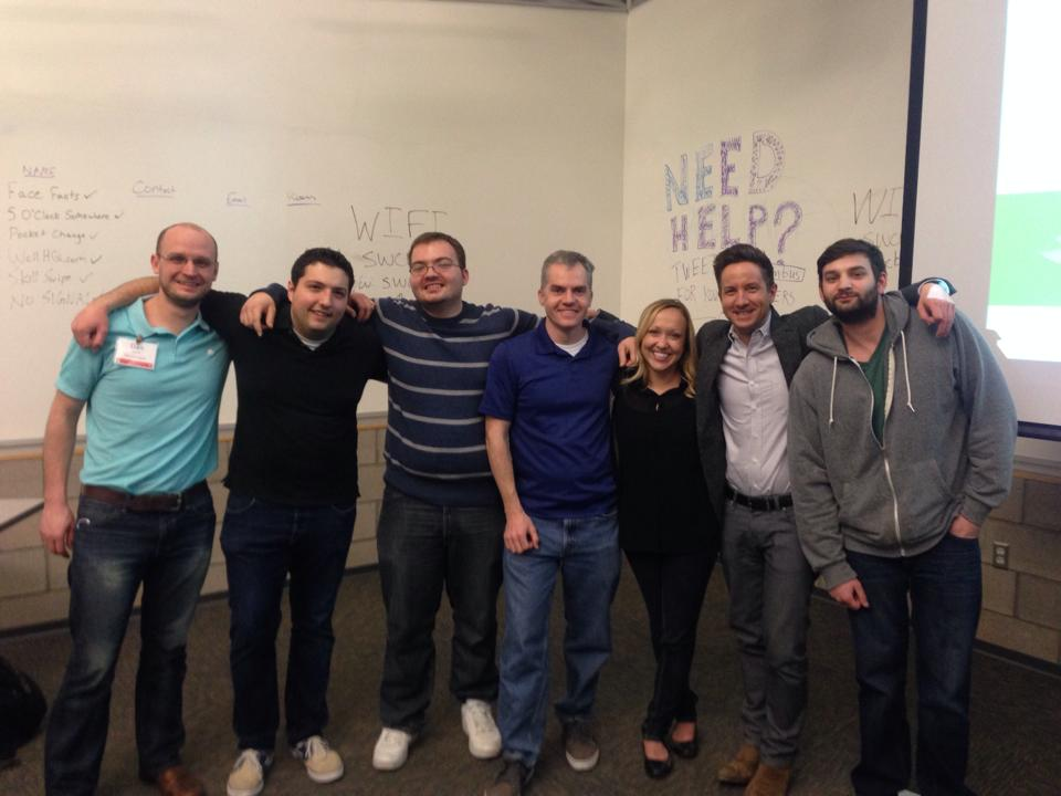 On March 30, 2014, the 'WellHQ' team won First Place at Columbus Startup Weekend. Over a weekend, we built the pharmaceutical industry's first FDA-compliant social media command center. This was the original use of the name, an homage to the Brothers Grimm fairy tale.