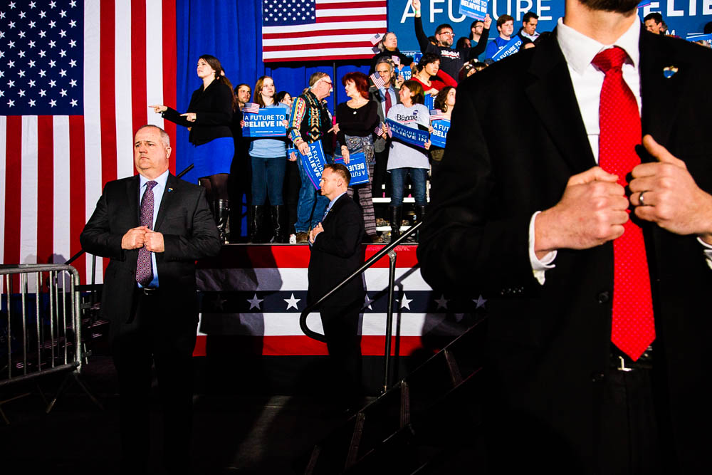 February 11 –  TIME LightBox :   Landon photographs on the campaign trail in New Hampshire