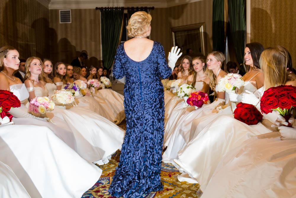 January 7 - New York Times:   Landon photographs the The Debutante Cotillion and Christmas Ball