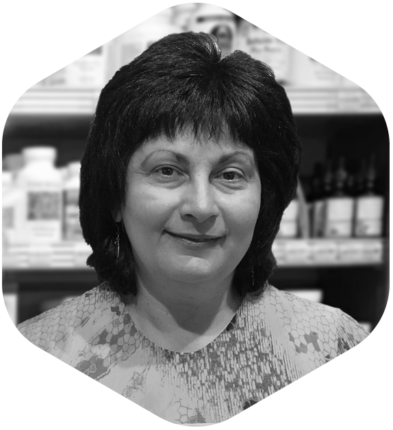 yeva pisarevsky, r.ph. nutritional pharmacist