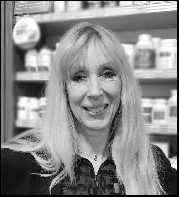 Dr Sally Warren, PhD