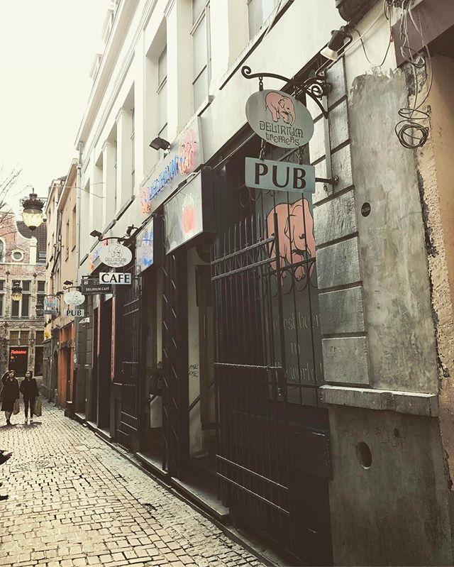 Brussels, Belgium // Cheers 🍻