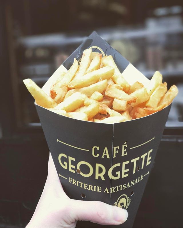 French Fry Heaven // Brussels