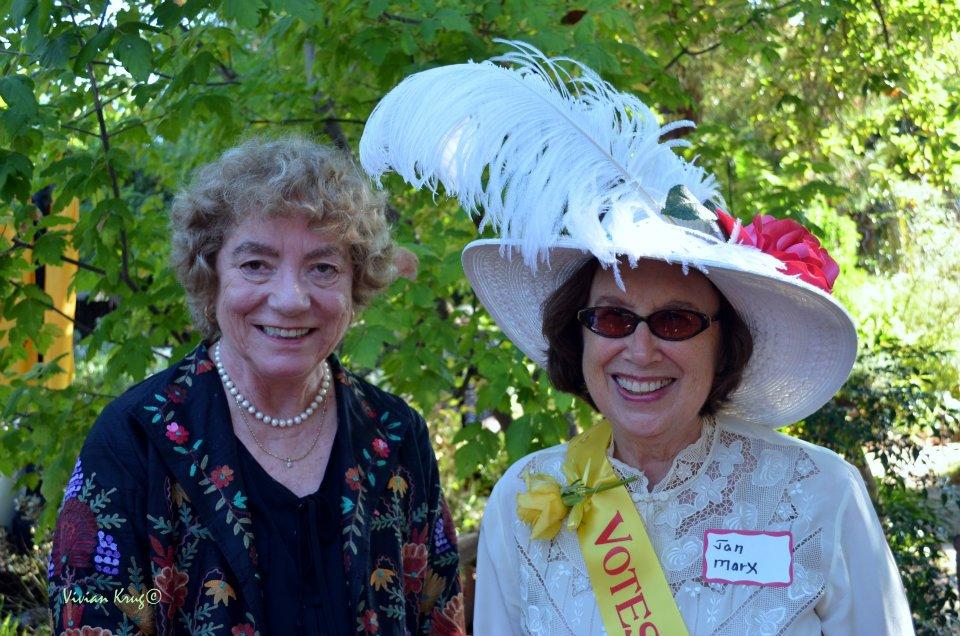 Barbara Babcock & Jan Howell Marx