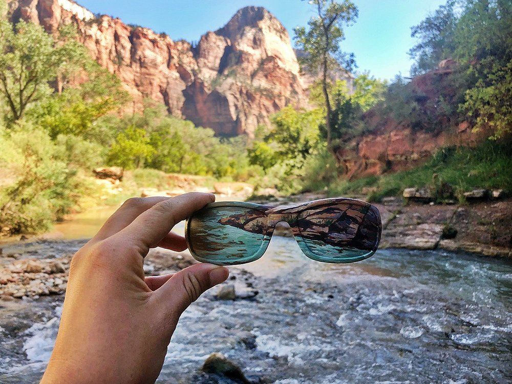 Throwing Shade (Zion) $340