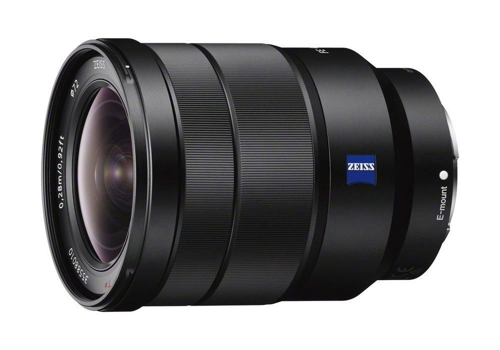Sony 16-35mm f/4