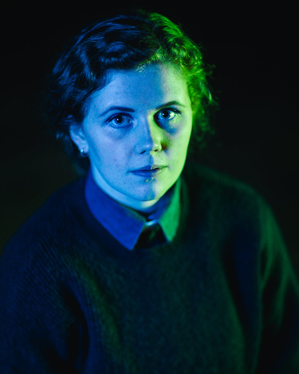Esmée Cook as Friar Lawrence