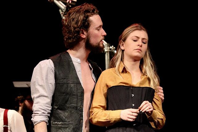 After an excellent opening night we're so excited for our second performance this evening! Get your tickets at eushakespeare.com/tickets  #KateandPetruchio  Credit to @maia_hazel