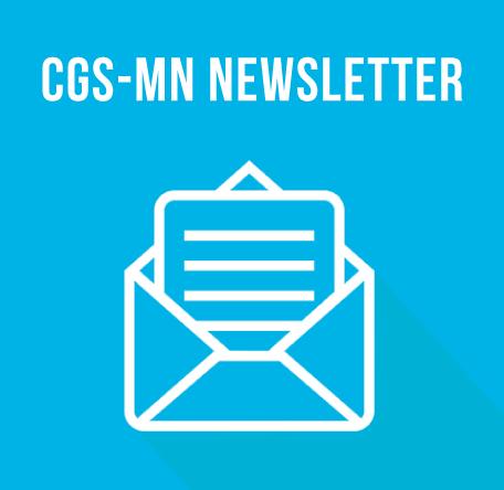 CGS MN Newsletter