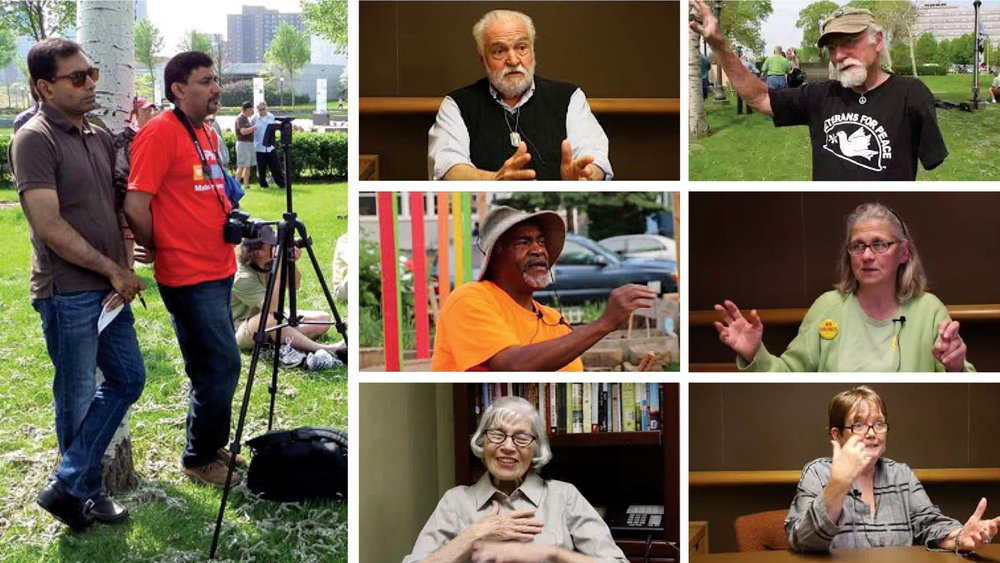 Peacemakers of Minnesota Video Project