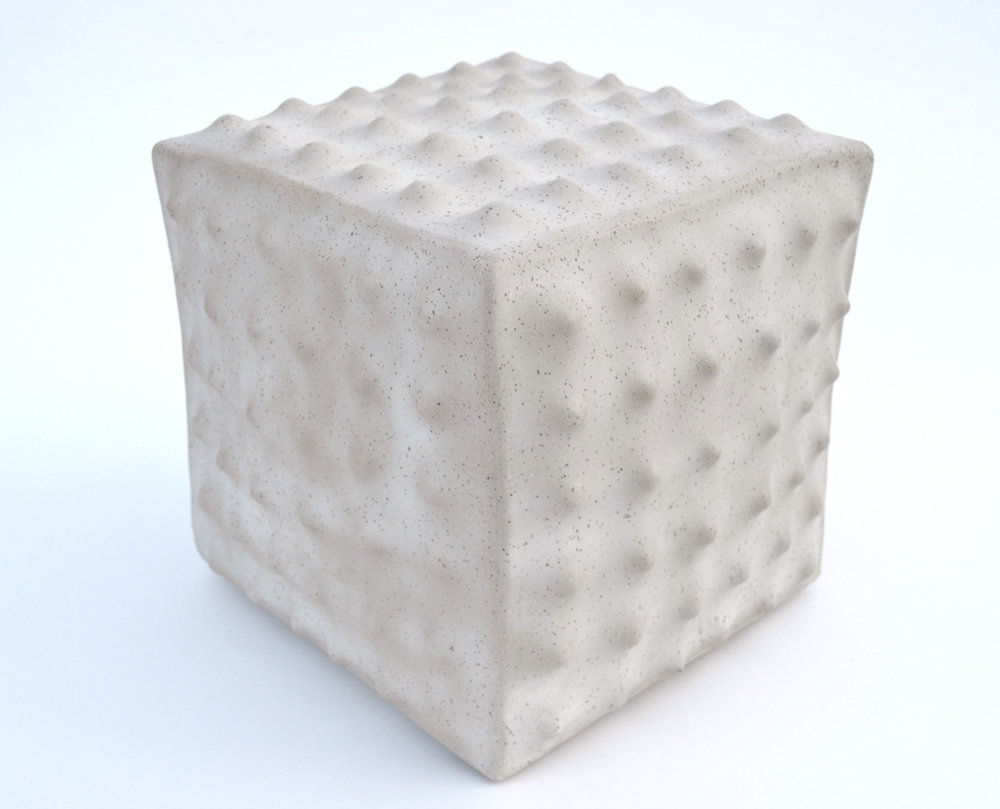 19- 6 x 6 Nipple CUBE [white speckle].jpg