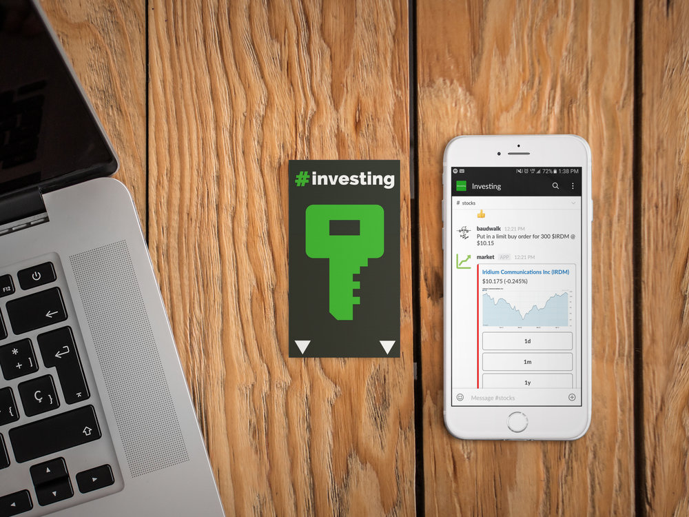 Hashtag Investing - Exclusive Investing Chat Community