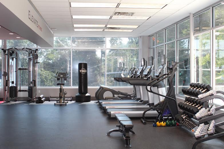Elevate Fitness gym equipment