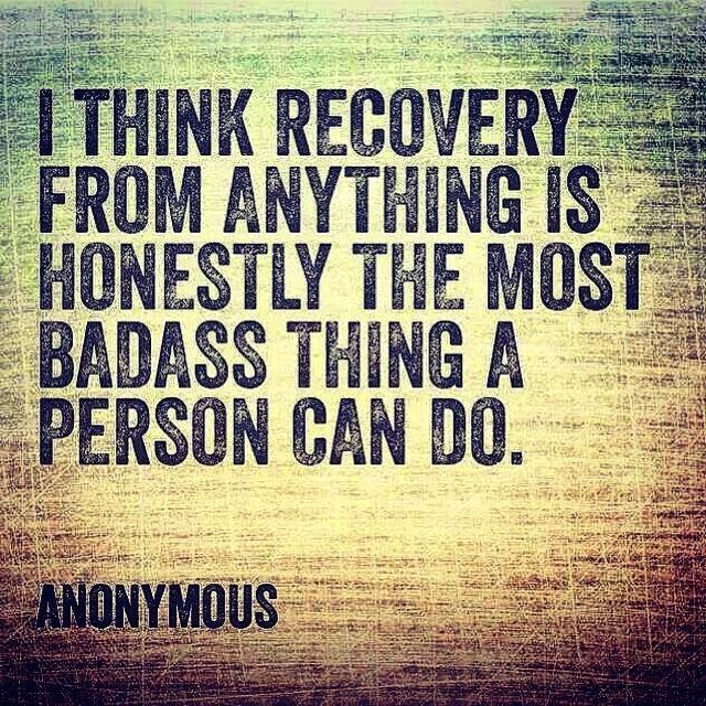 The Reality of Recovery - Decomposing Jaime