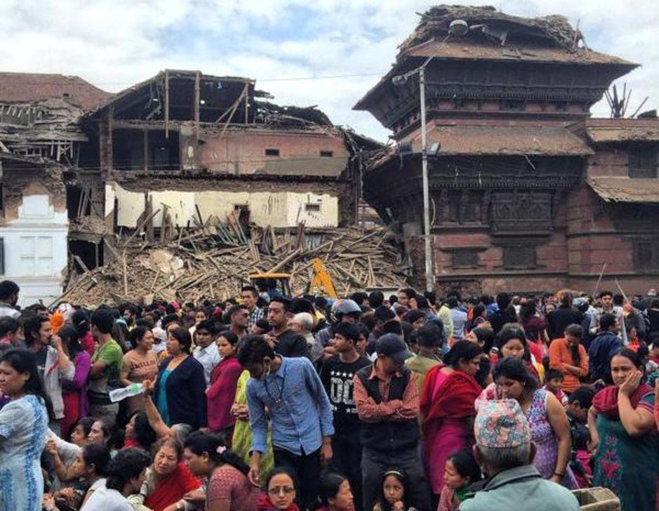 Photo courtesy of Kashish Das Shrestha's Twitter account