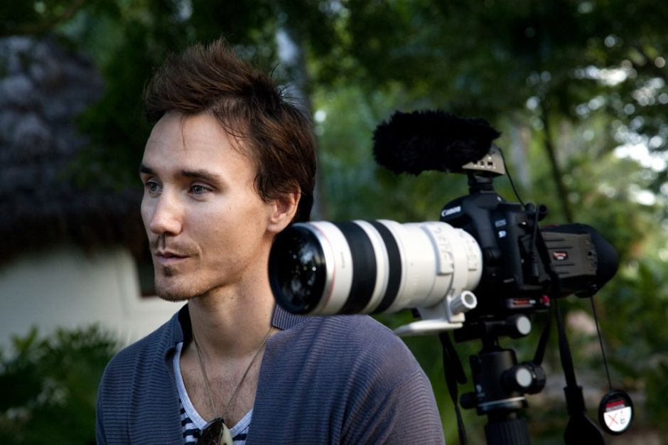 "Rob Stewart (Photo courtesy of the ""Revolution"" documentary)"