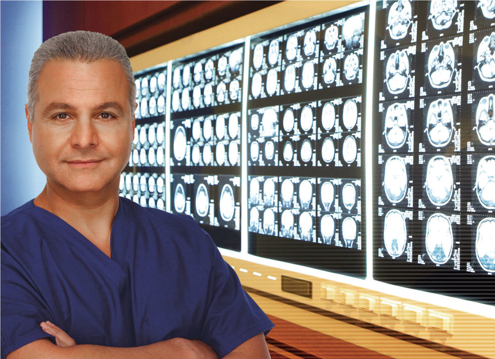 Dr. Hrayr Shahinian (Photo courtesy of the Skull Base Institute)