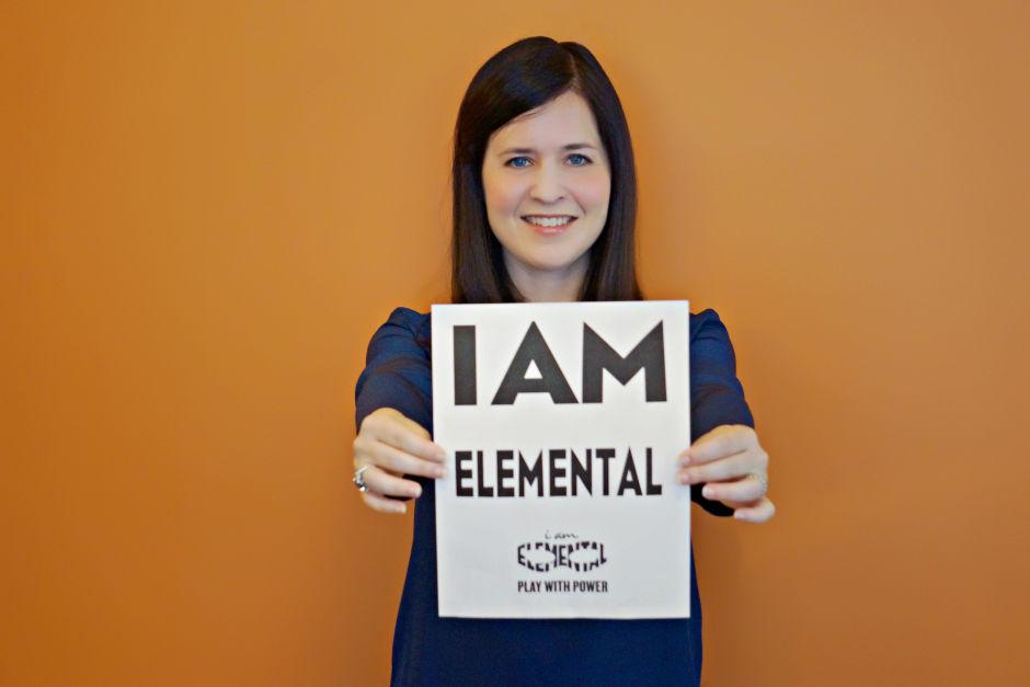 IAmElemental co-founder Julie Kerwin. (Photo courtesy of IAmElemental)
