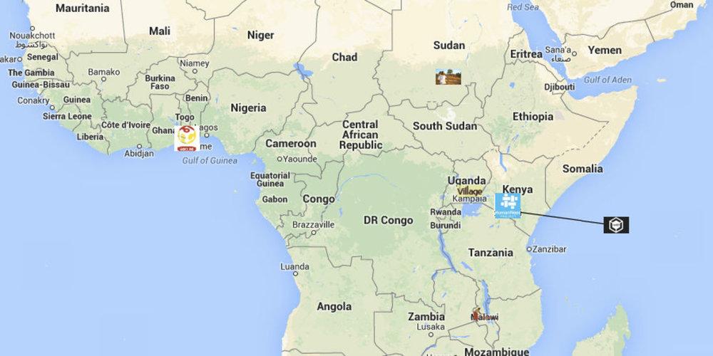 Screenshot of techfortrade's 3D4D map.