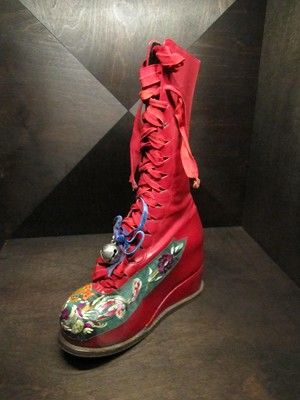Frida Kahlo boot