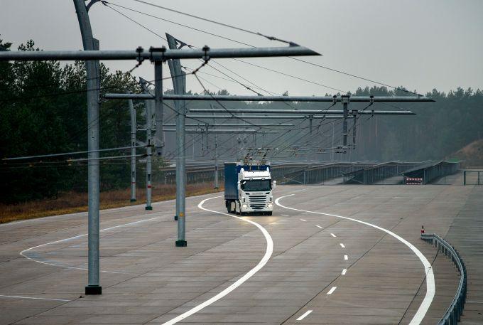 Photo courtesy of Scania