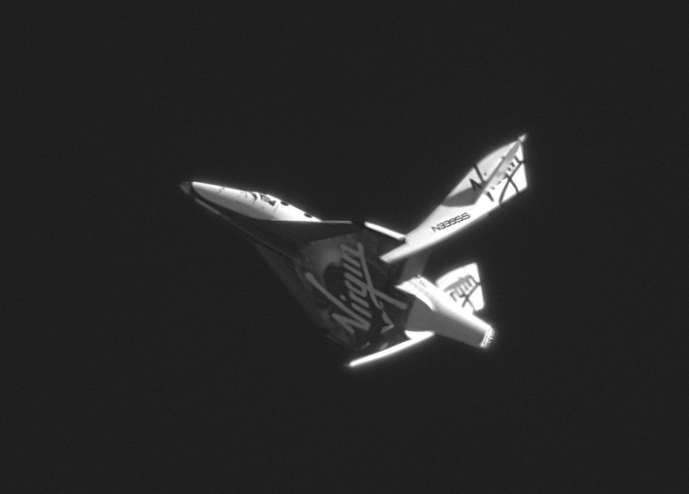 Photo Credit: Virgin Galactic