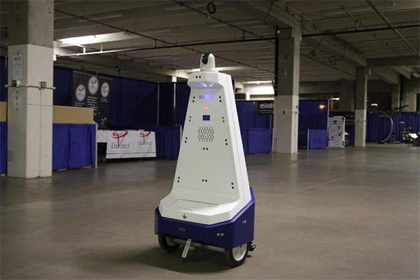 Photo credit: Gamma 2 Robotics