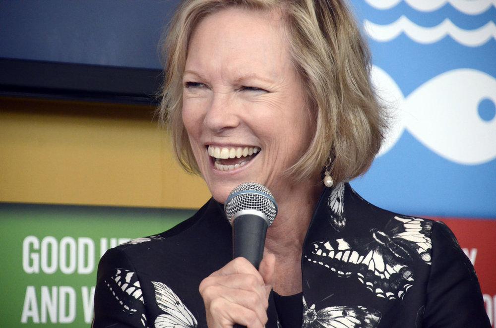 Kathy Calvin, UN Foundation