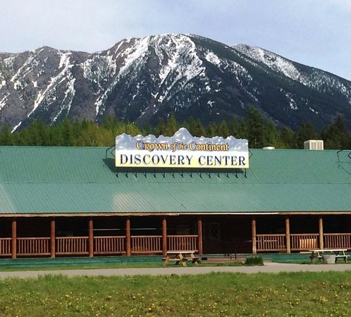 Crown of the Continent Discovery Center - West Glacier, MT - The Crown of the Continent Discovery Center is about exploring, enjoying and engaging this beautiful place we live