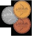 JOAD Olympian Pins
