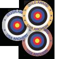 AA Olympian Pins