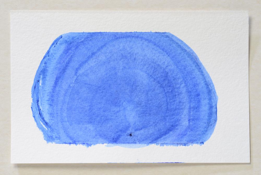 Blue Turning
