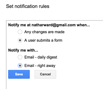 google-sheets-notification-rules-set
