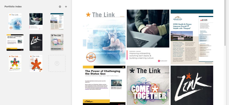 Add Content To Your Portfolio Aka Gallery In Squarespace ANYA - Squarespace portfolio templates
