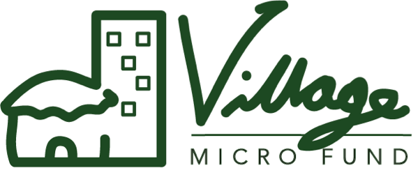 The Village's first logo!