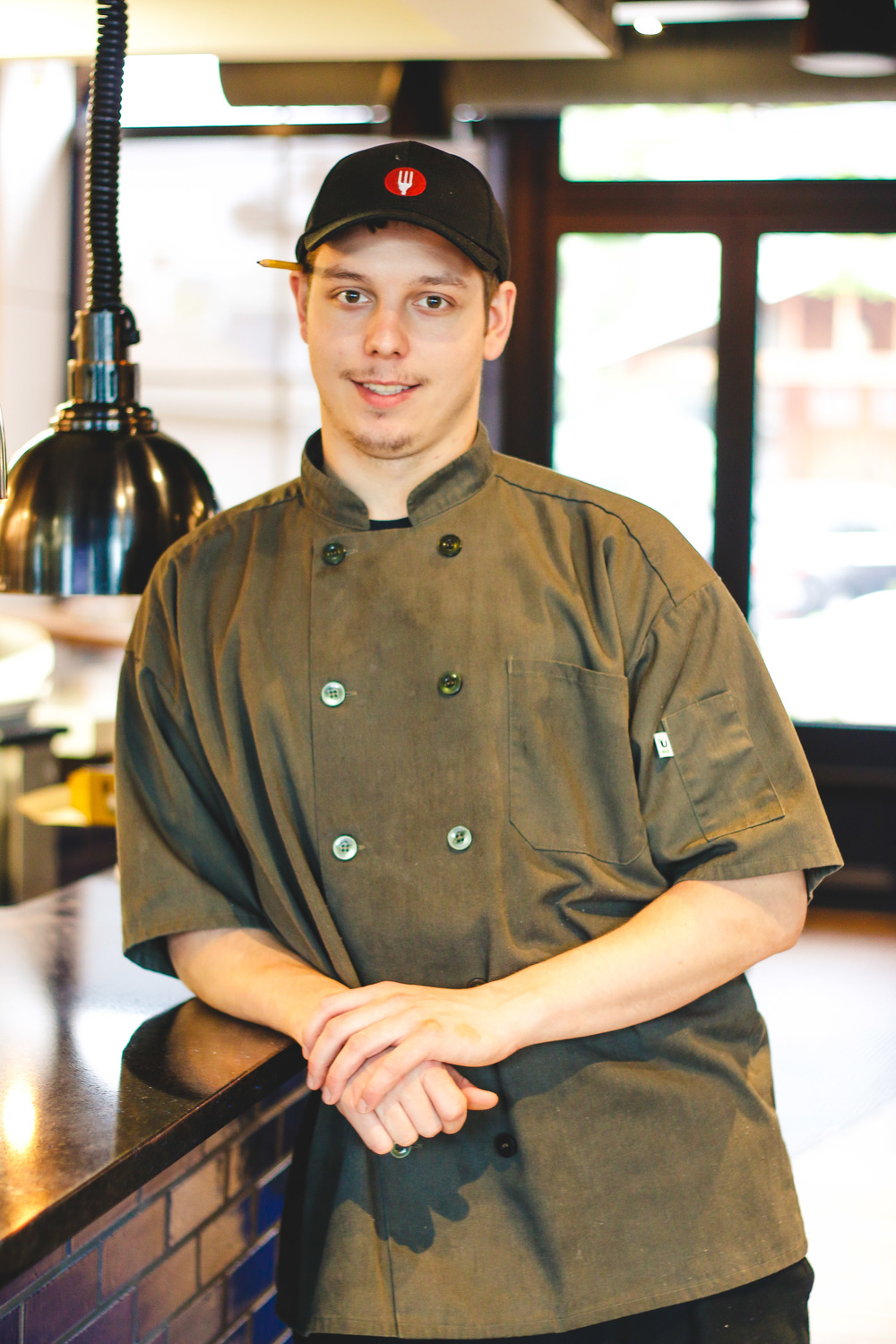 Dan, executive chef