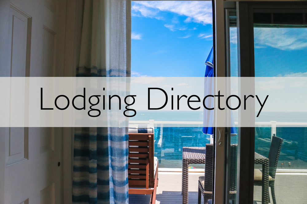 Click for our lodging directory