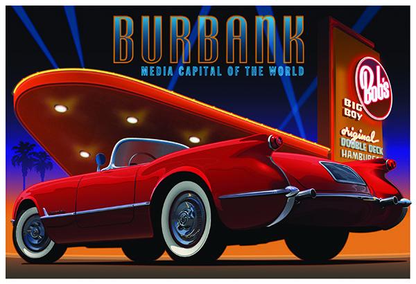 Bob's Big Boy, Burbank, California