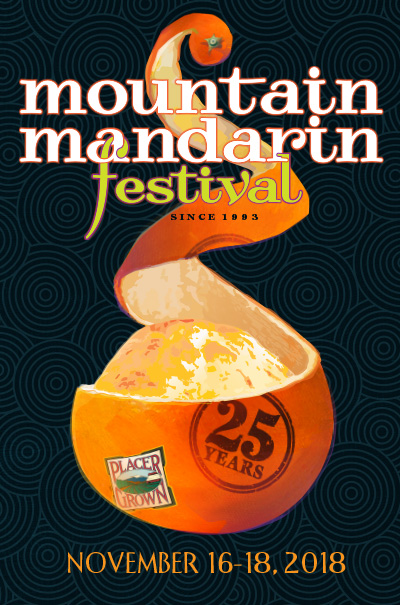 2018 Mountain Mandarin Festival 25th Anniversary