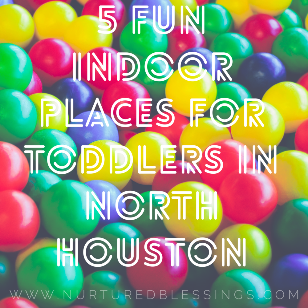 5 Fun Indoor Places For Toddlers In North Houston Houston Family Birth
