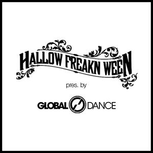 hallowfreaknween pres. by global dance