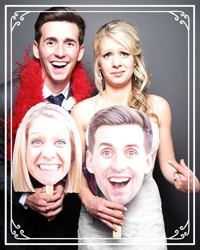 Custom Heads come with your reservation!  #photobooth #photoboothla #photoboothoc #bestphotobooth #photoboothprints #laphotobooth #laphotoboothrentals #orangecountyphotobooth #weddingphotobooth #customprops